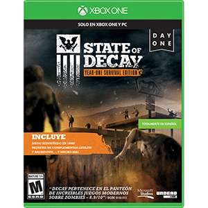 Office Depot: State Of Decay (Day One Edit) - Xbox One