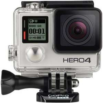 Linio: Cámara Deportiva GoPro Hero 4 Silver