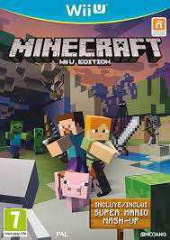 Amazon: Minecraft: Wii U Edition