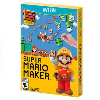 Soriana en línea: Super Mario Maker con 25% de descuento y meses sin intereses