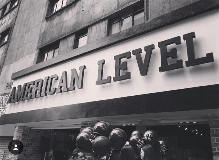 American Level: 30% de Descuento en tienda