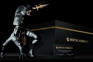 Amazon: Mortal Kombat X Kollector's Edition by Coarse para Xbox One