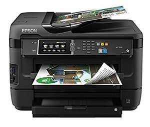 Amazon: Multifuncional Epson Wf 7610 Tabloide