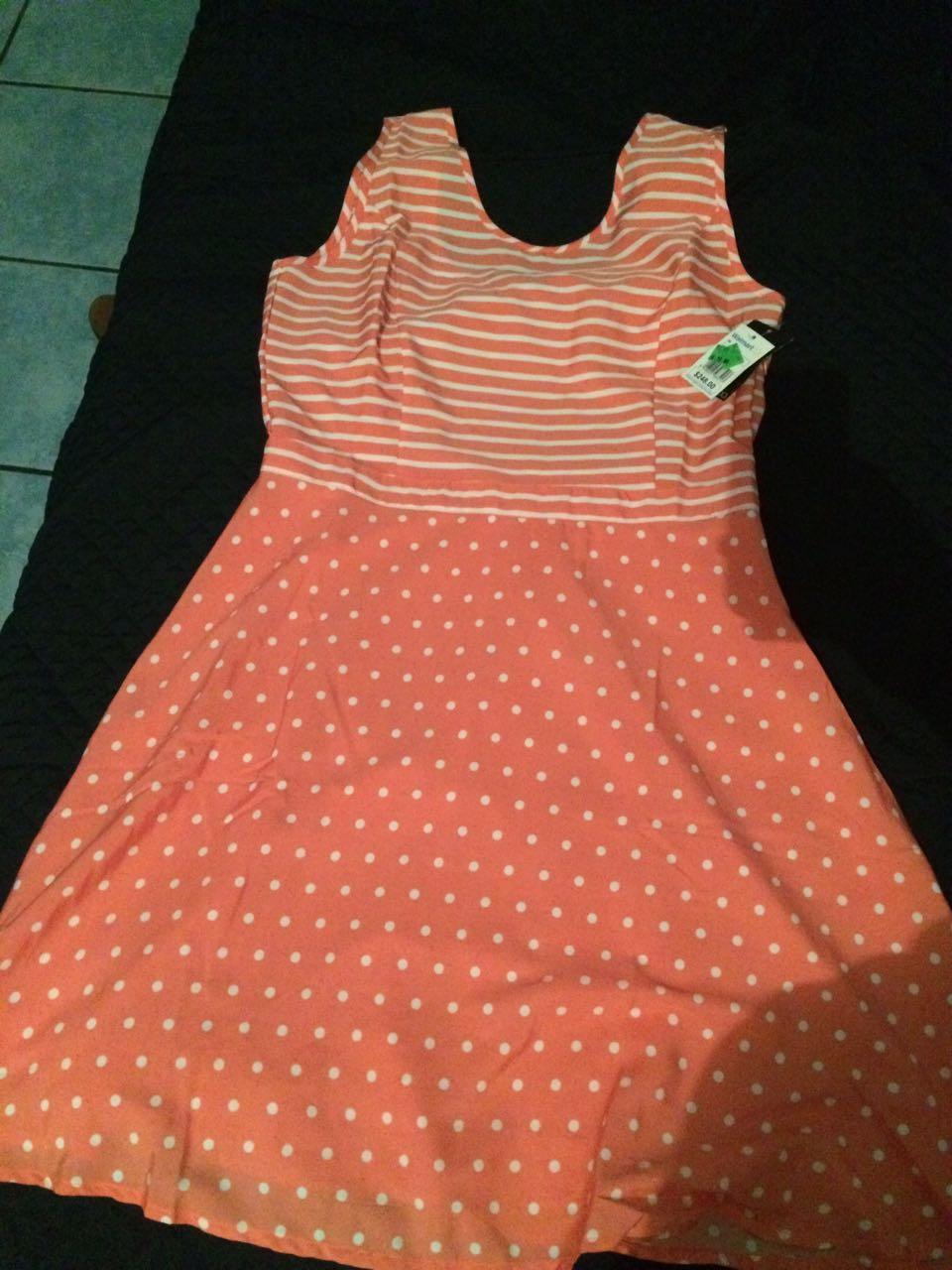 Walmart Jiutepec: Vestido de $248 a $30.01