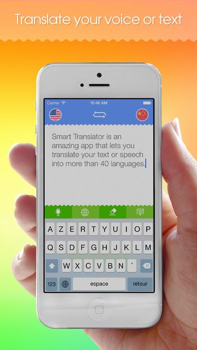 App Store: Traductor inteligente