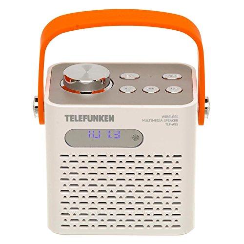 Amazon: Radio Bluetooth Retro TLF-A95  se acaba en 5 min.