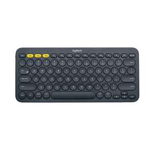 Palacio de hierro: TECLADO MULTI BLUETOOTH KEY BLACK de $699 a $356