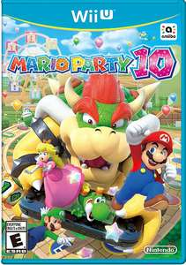 Sanborns: Mario Party 10 para Wii U a $671