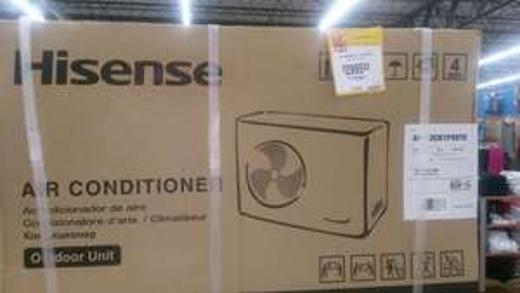 Walmart Salina Cruz: aire acondicionado Hisense a $2,995.03