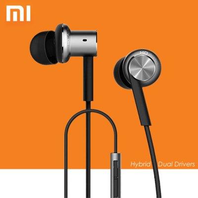 GearBest: Audífonos Premium Xiaomi Hybrid Dual Drivers