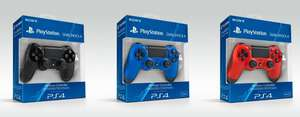 Amazon: Control inalambrico dualshock Ps4 Azul en $799