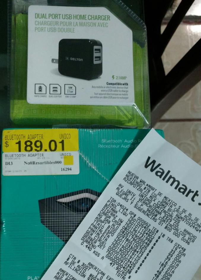 Walmart Coatzacoalcos: cubo cargador
