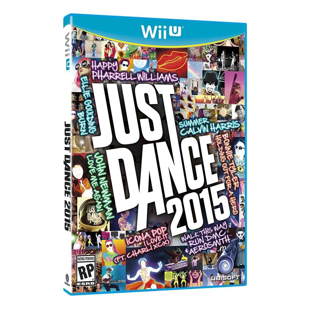 Walmart en línea: Just Dance 2015 Wii U