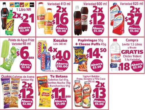 Ofertas de mayo 7 Eleven: 8x7 en Modelo, 4x3 en Big Donuts y más