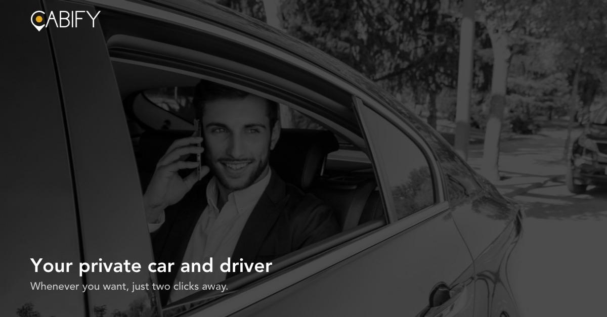Cabify: 20 viajes a 35$mxn para usuarios AMEX (León, Guanajuato)