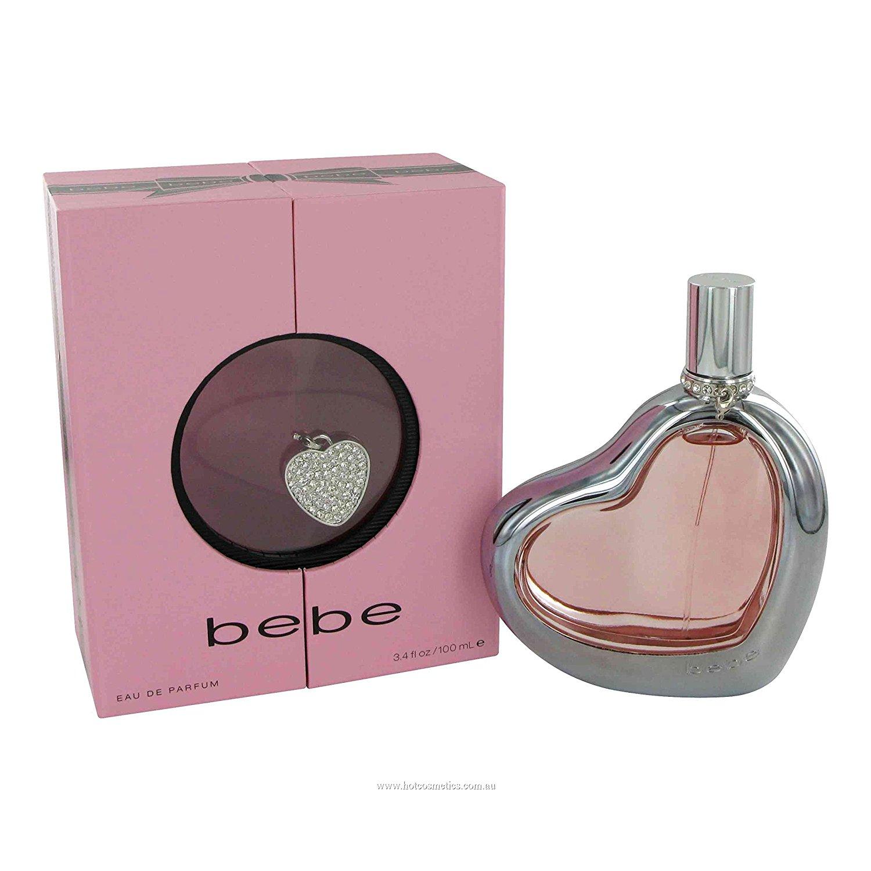Amazon: Bebe By Bebe Eau De Parfume Spray, 3.4 Ounce