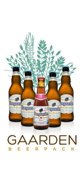 BeerHouse: 3 Beerpacks con 72 cervezas Gaarden