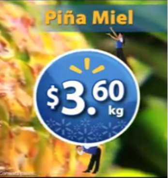 Martes de Frescura Walmart abril 24: piña $3.60 Kg, papa $5.50 Kg y más