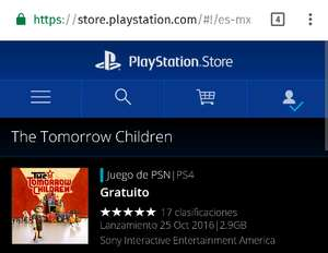 The Tomorrow Children versión Free 2 Play para PS4 disponible ya en la PS Store
