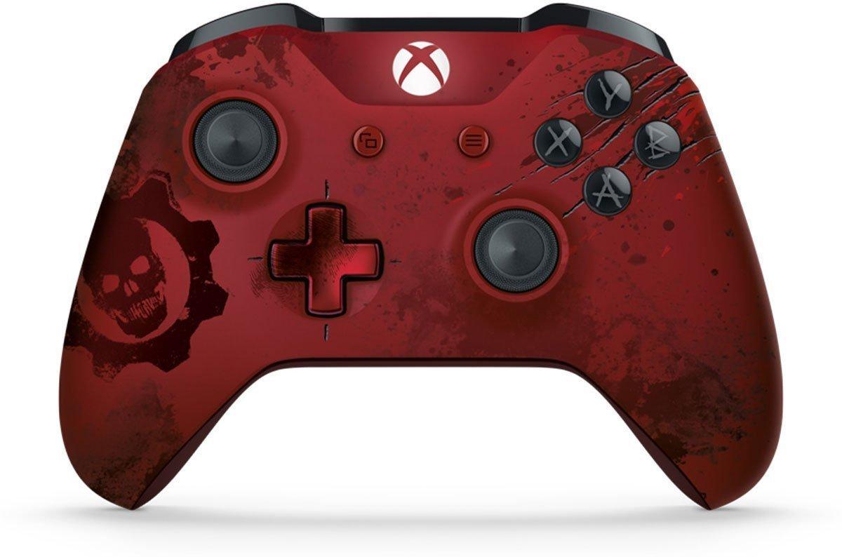 Amazon: Preventa Control Edición Especial Gears Of War 4