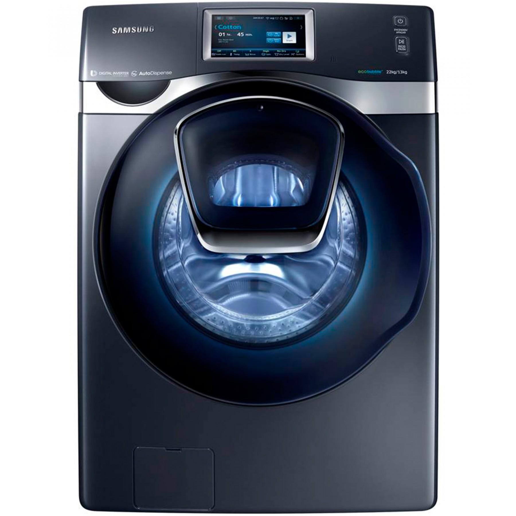 El palacio de Hierro online: lavasecadora Samsung F-WD22J9845KG