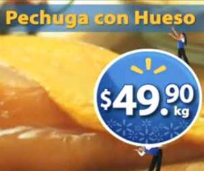 Fin de semana de frescura Walmart abril 20: filete basa $59 Kg y más