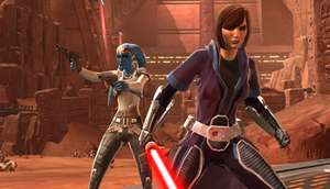 Videojuego Star Wars The Old Republic gratis por 4 días