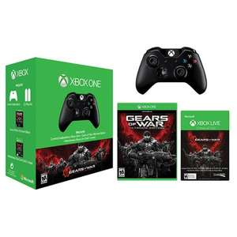 Elektra en línea: Xbox One Control Inalámbrico Gow + Gears of War + Xbox Live Membresía 3 meses