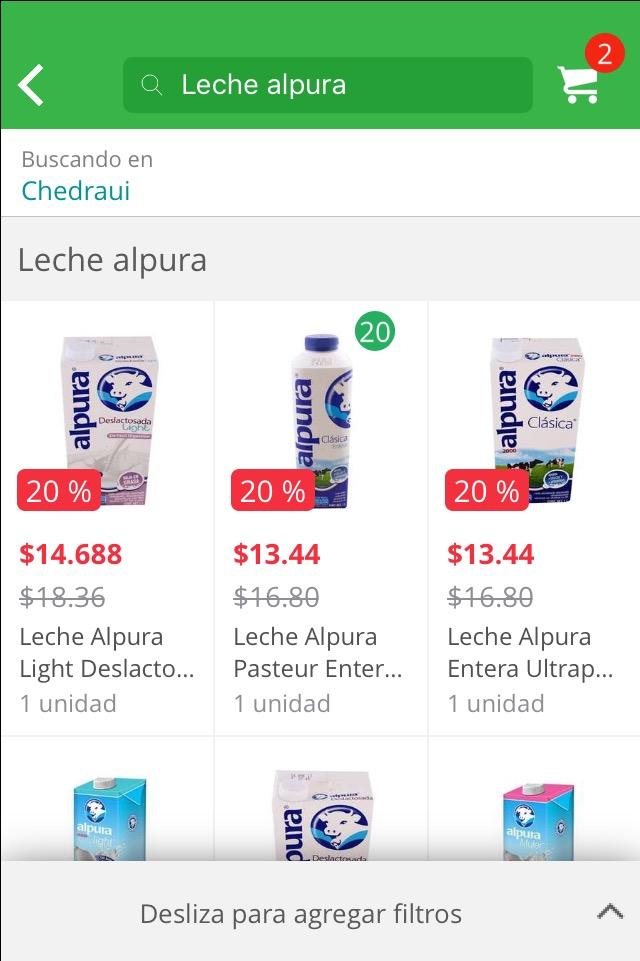 Mercadoni: 20% de descuento en Chedraui y Selecto