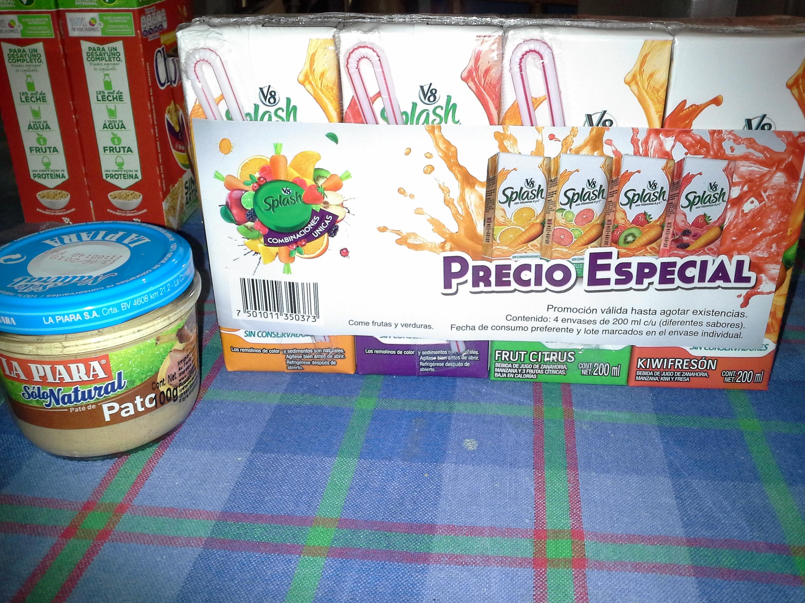 Walmart Torres Lindavista: Pate de pato a $16.03