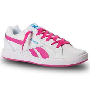 Reebok: tenis Royal Advance WHITE/PINK/BLUE