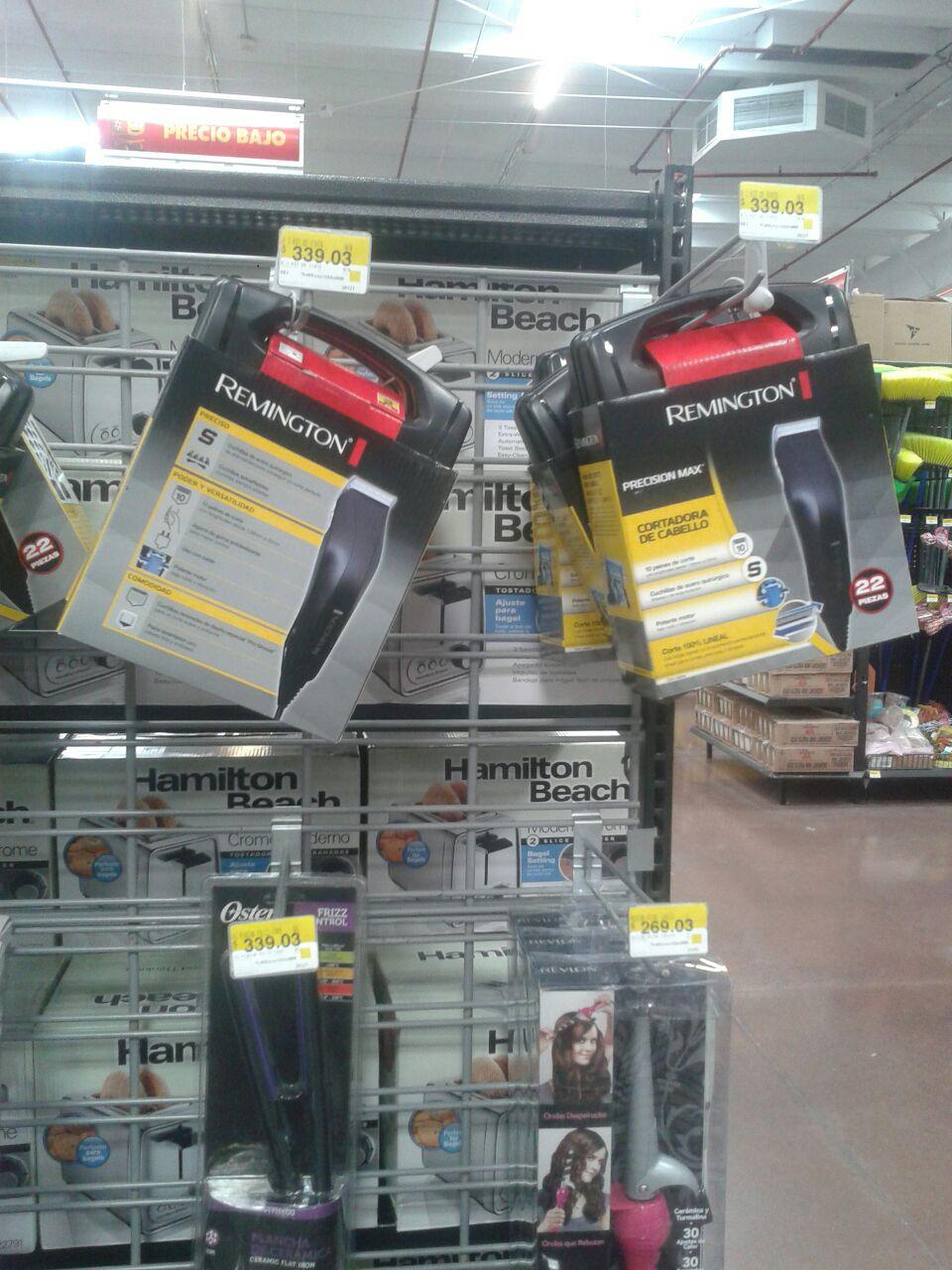 Walmart Cumbres MTY: varias liquidaciones.