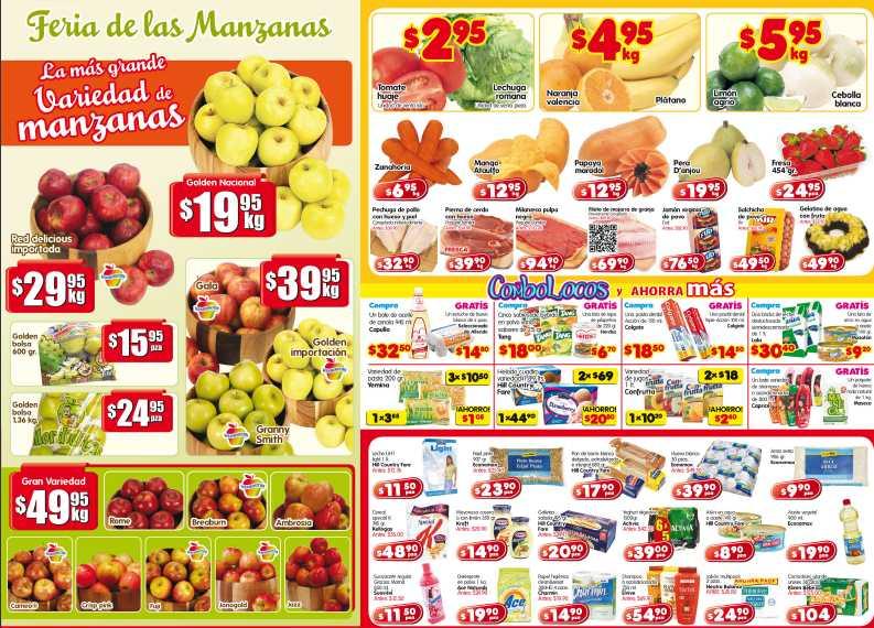 Frutas y verduras HEB: tomate $2.95 Kg, plátano $4.95 Kg y más