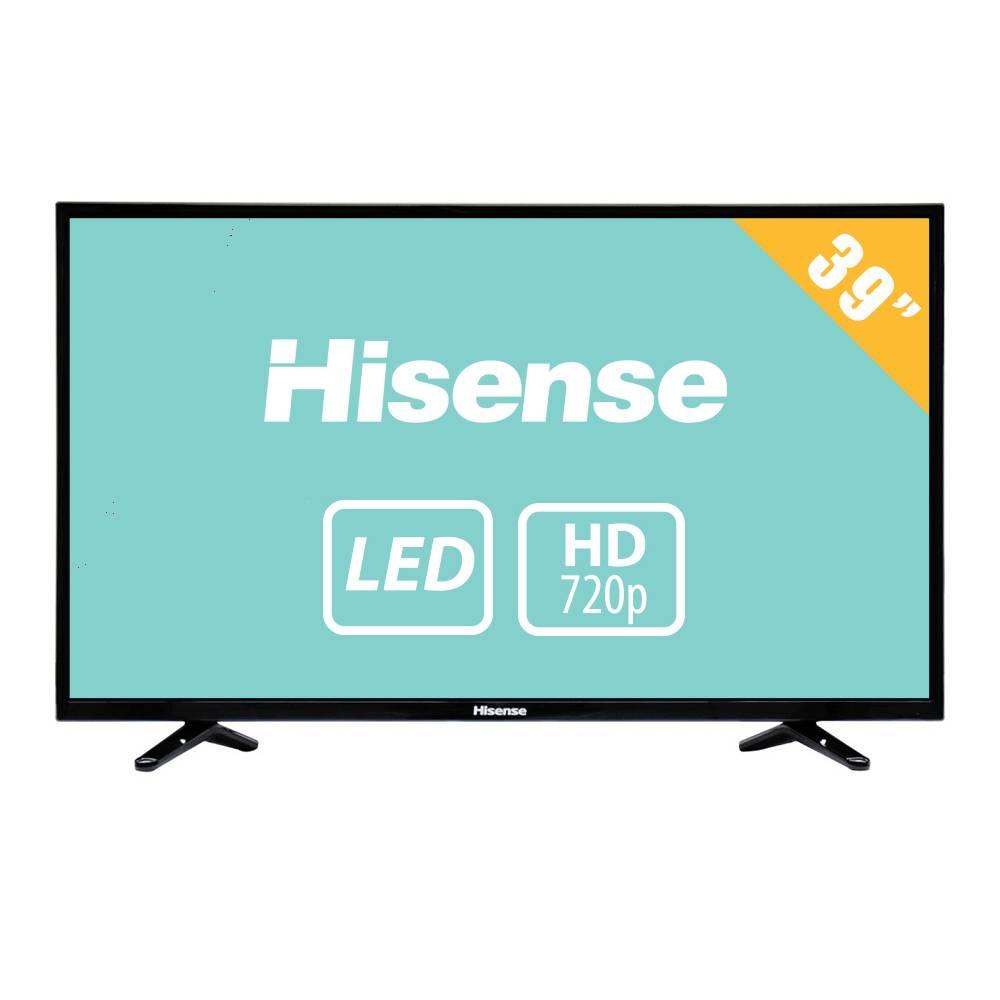 Walmart en línea: TV Hisense 39 Pulgadas 720p HD LED