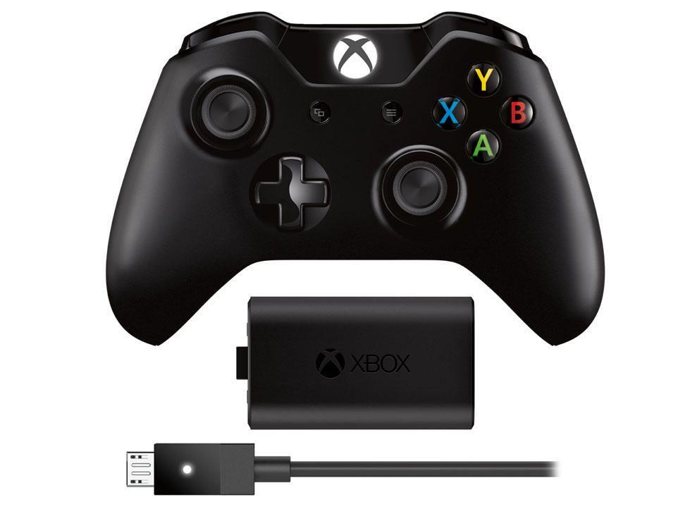 Liverpool: control de Xbox ONE con carga y juega.