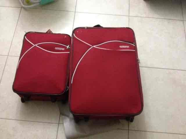 Chedraui: maletas $240 y $328 más bonificación de 20%