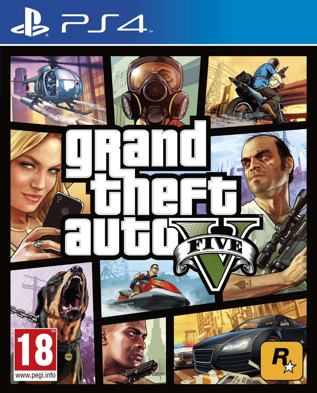 Amazon MX: GTA V PS4 & XB1 $574 (Vendedor AMAZON EE.UU)