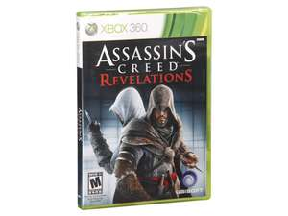 Liverpool en línea: Assassin's Creed Revelations Xbox 360 a $269 con envio gratis