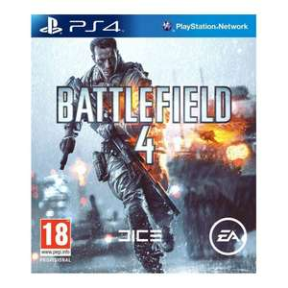 Sam's Club en línea: Battlefield 4 para PS4 a $98.99