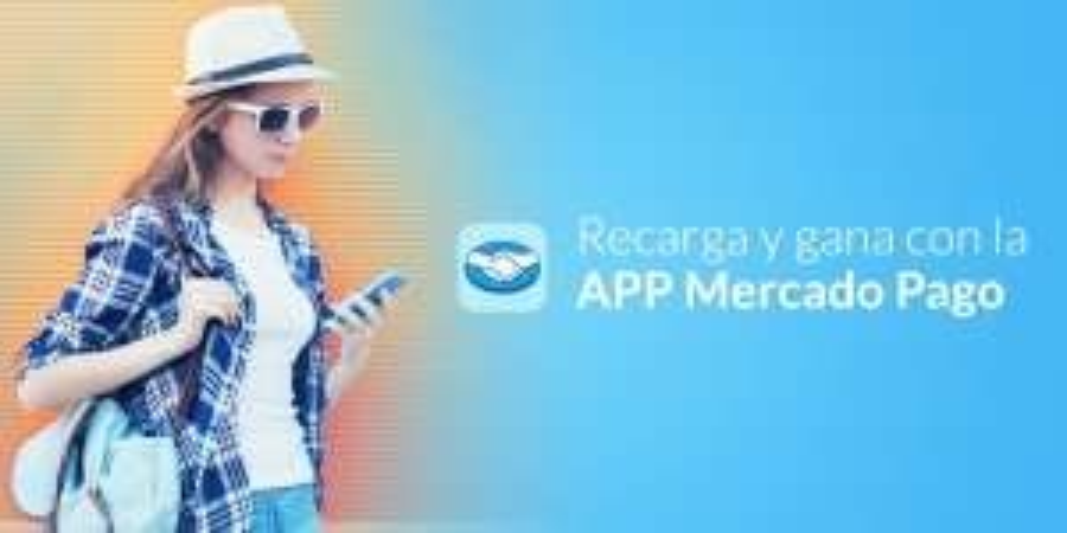 Mercado Pago: Recarga tu celular a partir de $100 y recibe en tu Dinero en Cuenta: $40