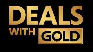 Xbox Live: Deals With Gold del 31 al 07 de noviembre