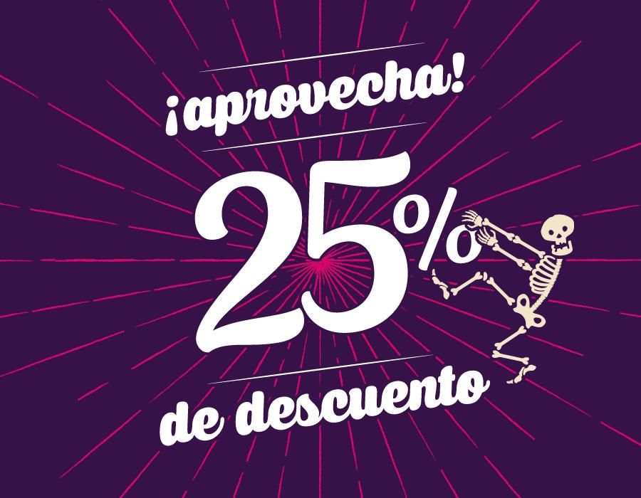 Marti.mx: 25% de descuento en toda la tienda (compra mínima $1,200)