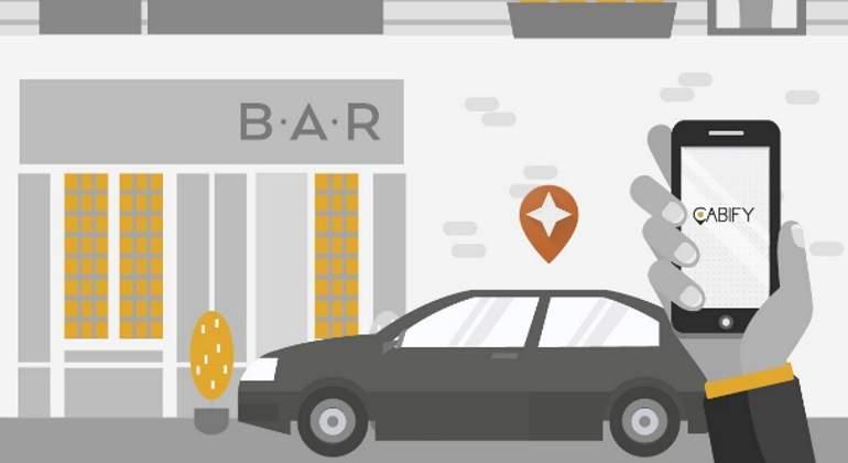 Cabify GDL: 2 viajes con 50% de descuento hasta 80 pesos