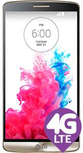 Movistar: LG G3 LTE Dorado