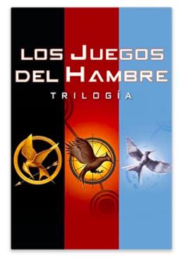 Amazon: Juegos del hambre trilogía (libros)