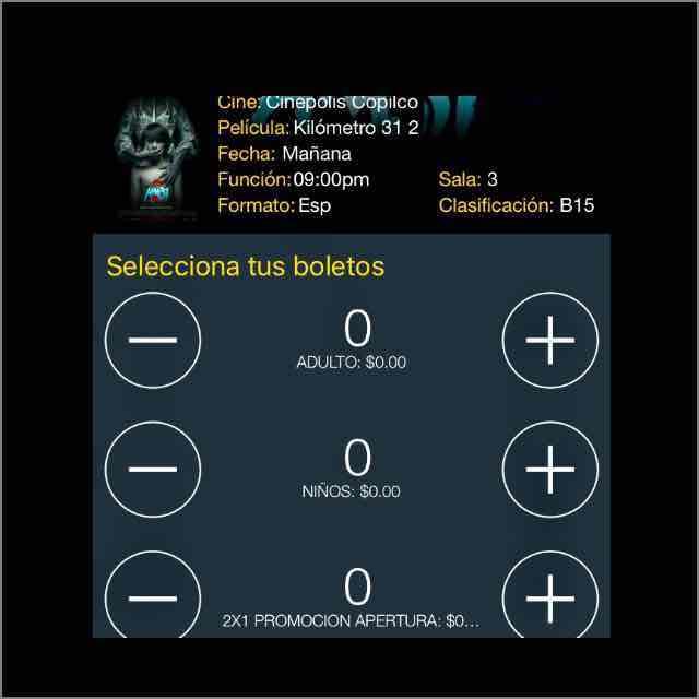 Cinepolis Copilco Eje 10 Sur CDMX: Por inauguración entradas al 2x1