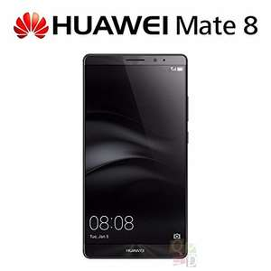 Amazon MX: Huawei Mate 8 a $7,499 (vendido por GRUPO CELMI MOVIL)
