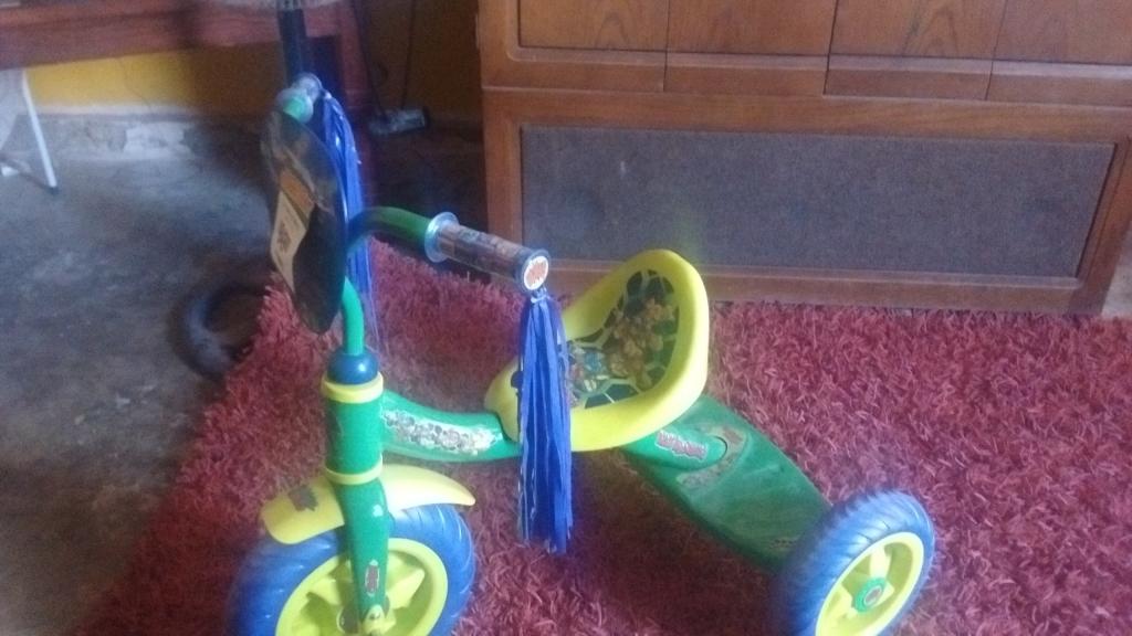 Bodega Aurrerá Balcones Reynosa: triciclo a $133.01 y Transformers a $51.01