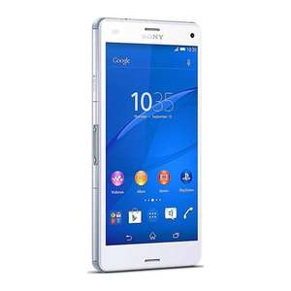 Walmart: Smartphone Sony Xperia Z3 Compact 16 GB Blanco Desbloqueado