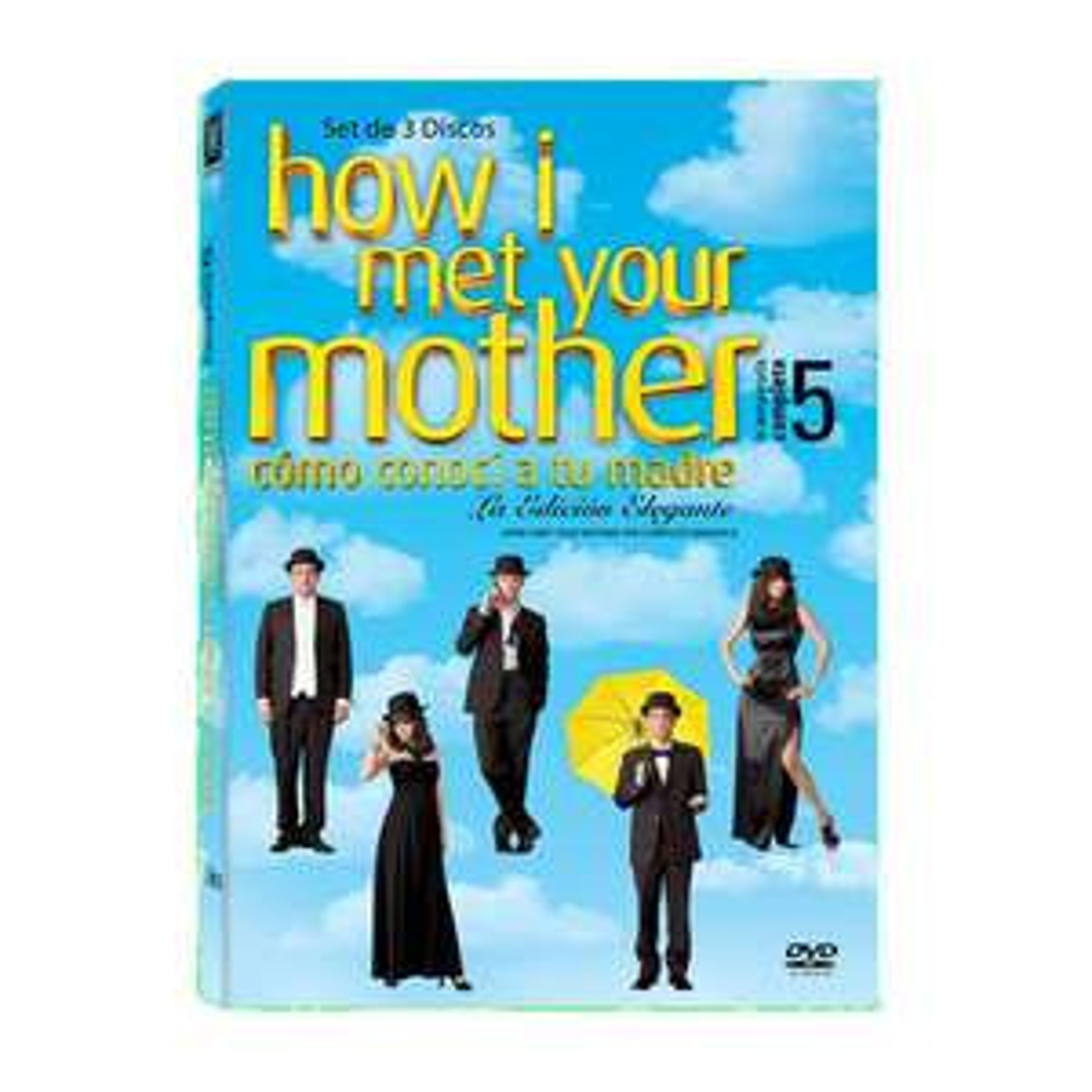 Amazon: Como Conoci A Tu Madre, Temporada 5 DVD